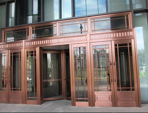 不锈钢酒店门